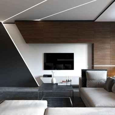 85 Modern Living Room Decor Ideas 66