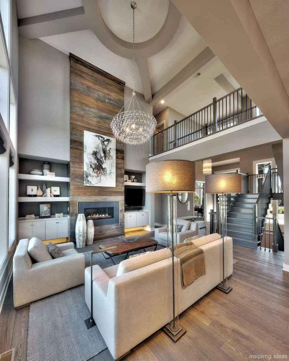 85 Modern Living Room Decor Ideas 71
