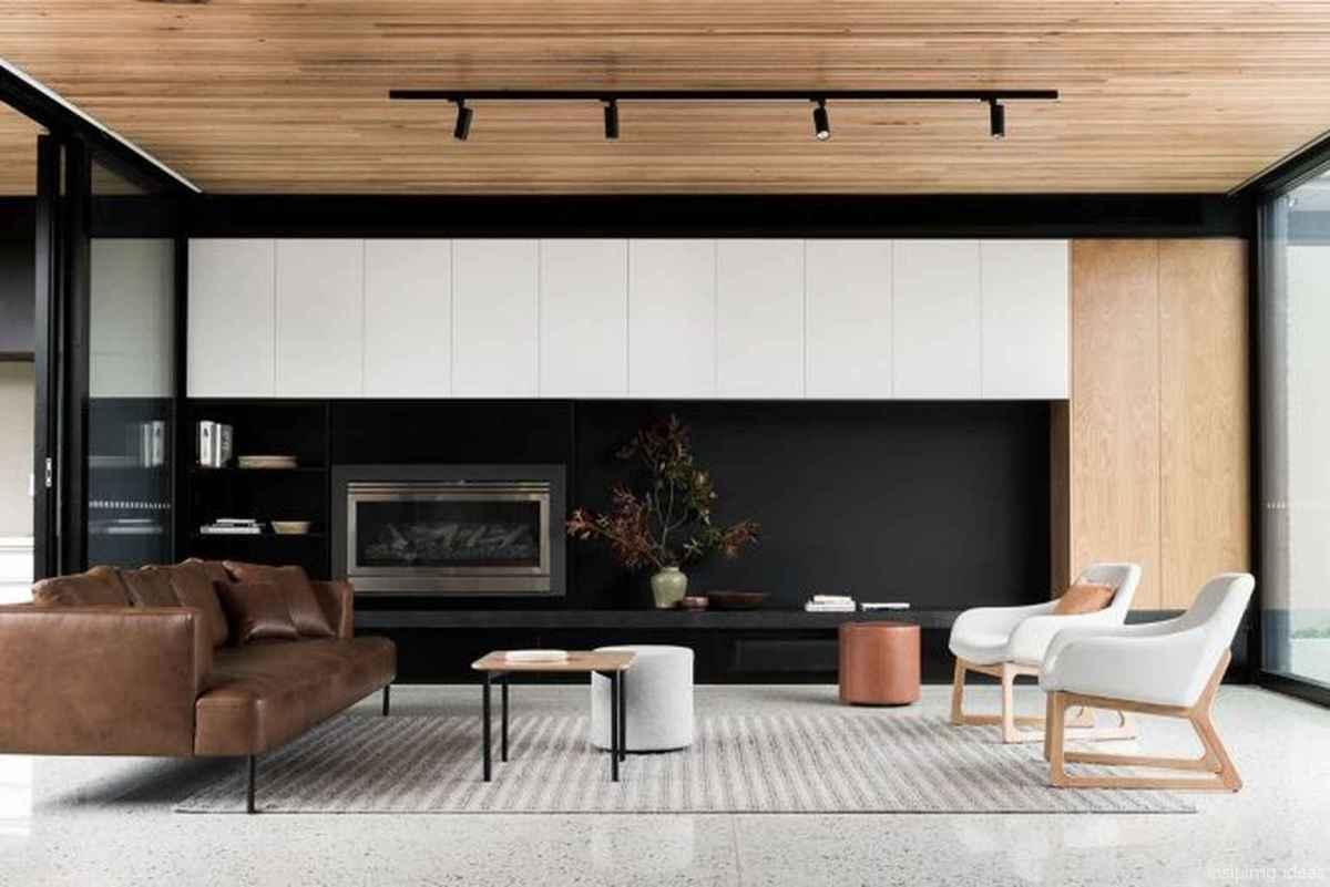 85 Modern Living Room Decor Ideas 82