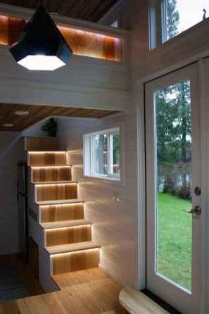 Incredible Tiny House Interior Design Ideas12