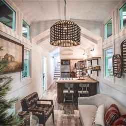 Incredible Tiny House Interior Design Ideas53