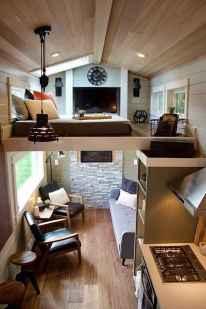 Incredible Tiny House Interior Design Ideas74