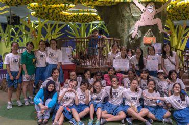 Thank you Crescent Girls' School!