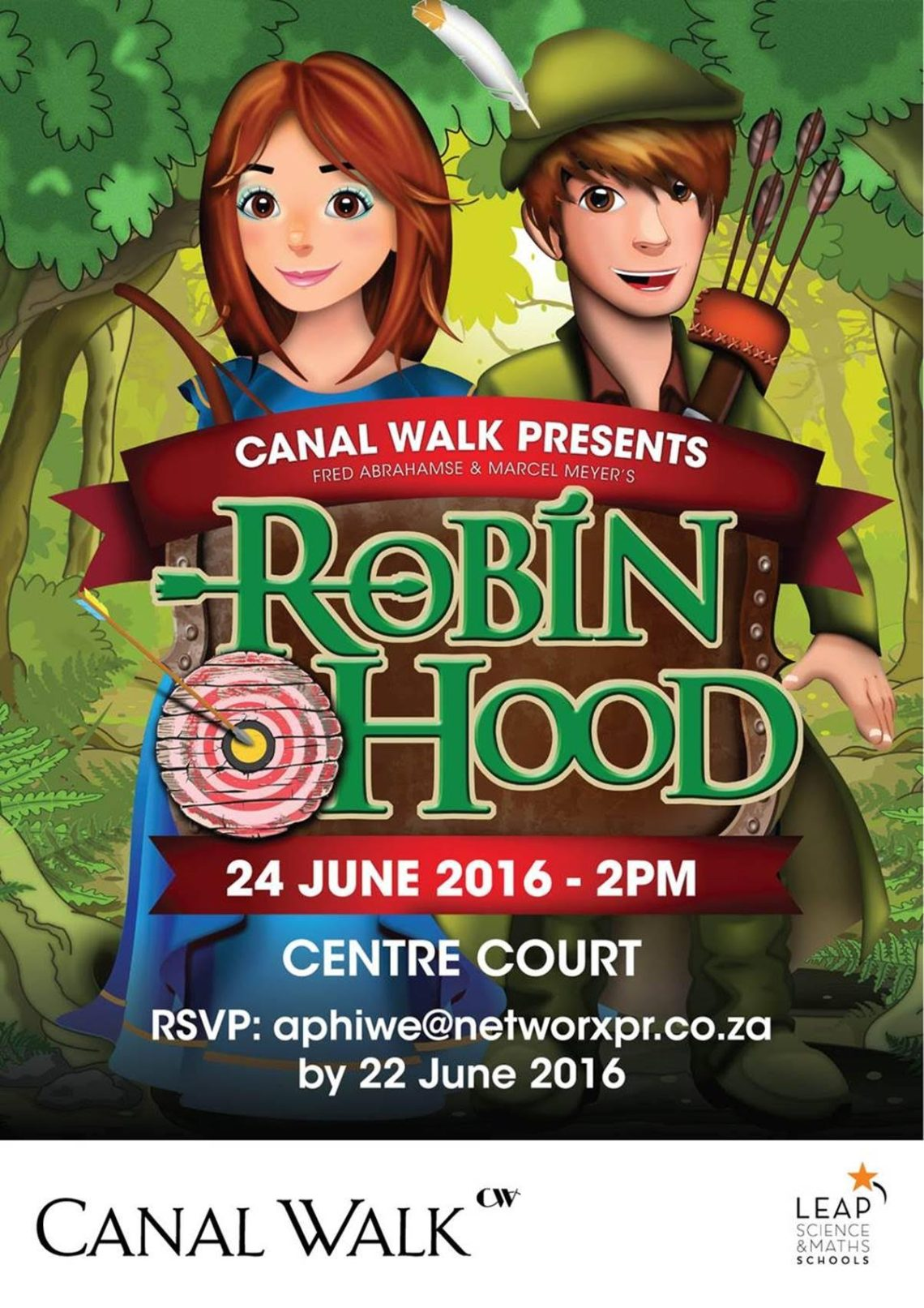 http://www.canalwalk.co.za/events.htm