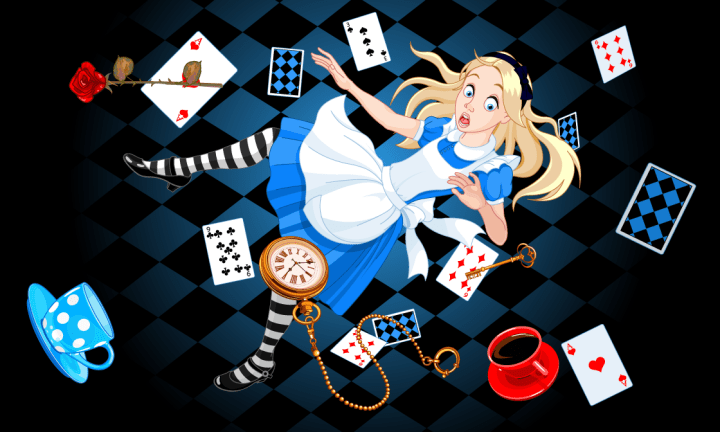 Canal Walk | School Holiday | Alice in Wonderland