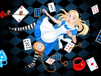 Canal Walk | Alice in Wonderland