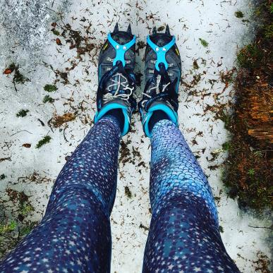 winter hiking, maine, maine adventures, mountains, crampons, solo hiking, new hampshire, Deuter, leki, kathoola, moosilauke, white mountains