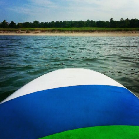 Paddle time