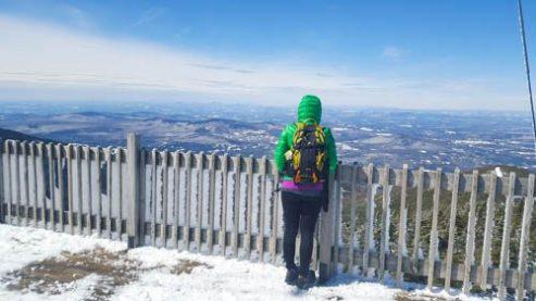 Cannon Mountain, Winter hiking, maine hiking, New England 67, NE67, hike the east, New Hampshire