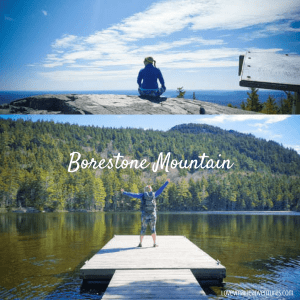 Hiking in Maine, Adventures in Maine, Borestone, Great hikes in maine