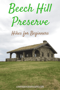 hikes for beginners, hikes in Maine, beginners hike, family hikes, family hikes in Maine