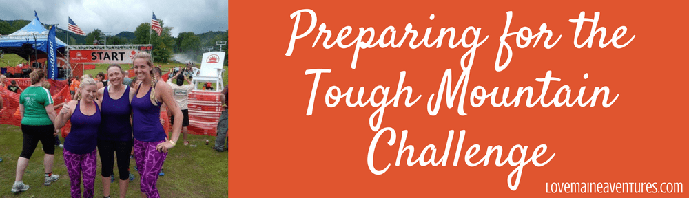 Preparing for Tough Mountain Challenge