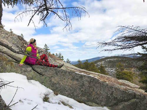Mansell Mountain – Perpendicular Trail