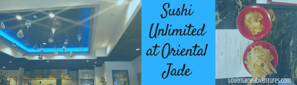 Oriental Jade - Sushi Unlimited!
