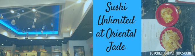 Dinner at Oriental Jade