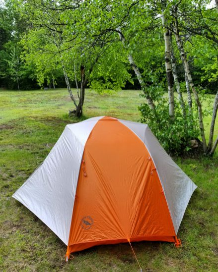 Moose Brook Campground in NH