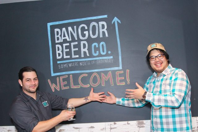 Photos courtesy of Bangor Beer Co. and DD and Co.