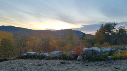 Tumbledown Mountain, Maine, best hikes in Maine, most beautiful hikes in Maine, Fall hikes, New England, Fat Man's Misery