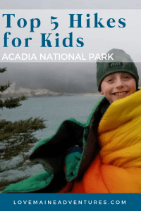 Top 5 Hikes for Kids in Acadia National Park