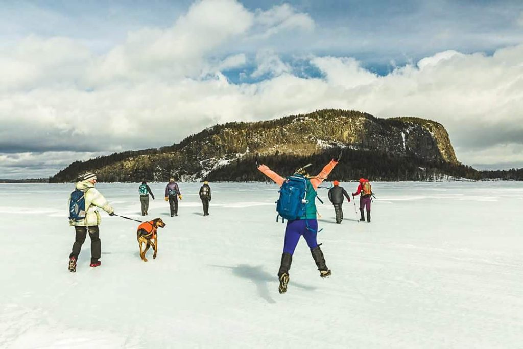 Mount Kineo, Maine, Moosehead Lake