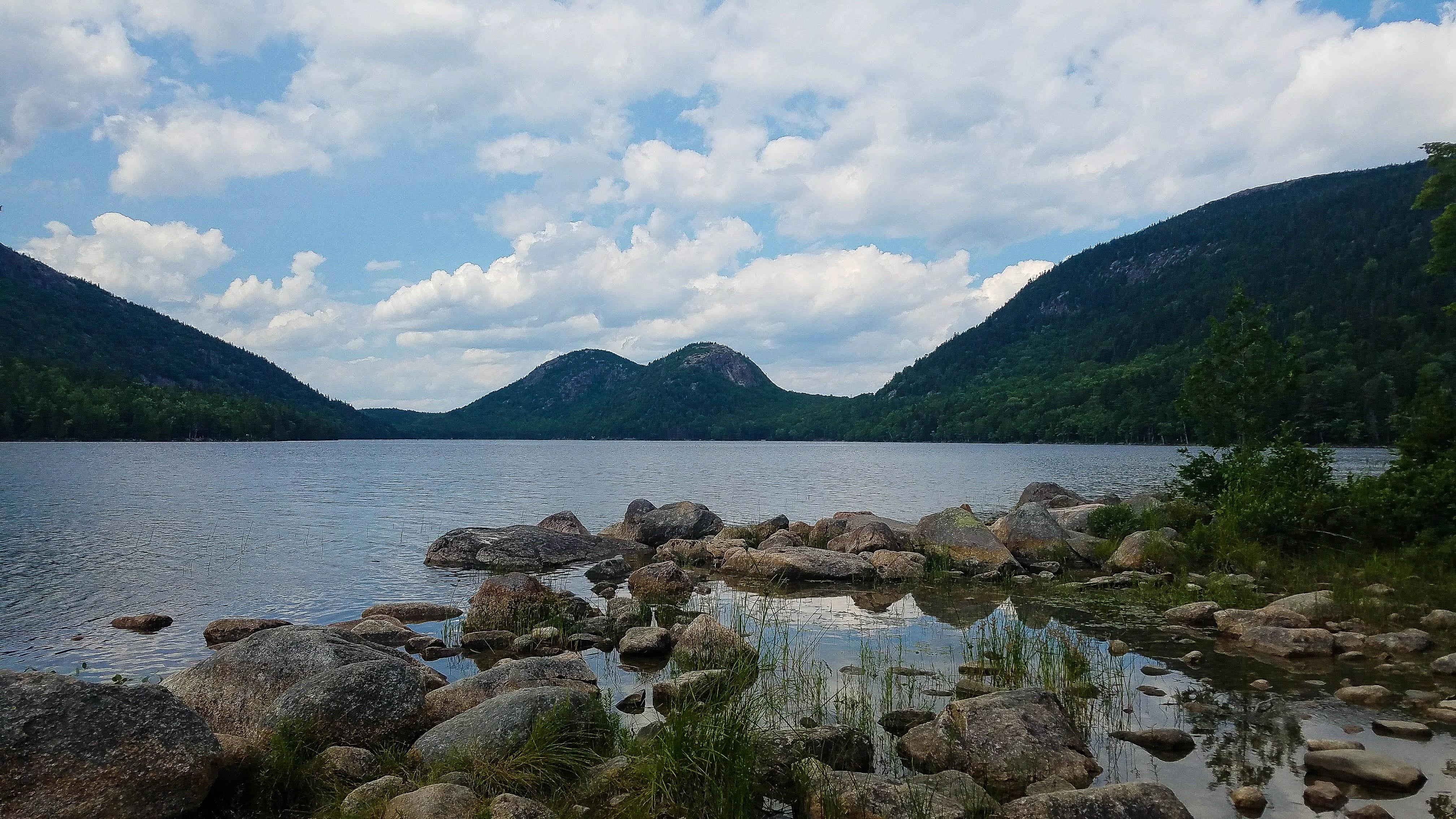 Beginner's Guide to Jordan Pond in Acadia National Park