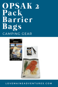 barrier bags