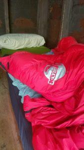 Klymit sleeping pad cover