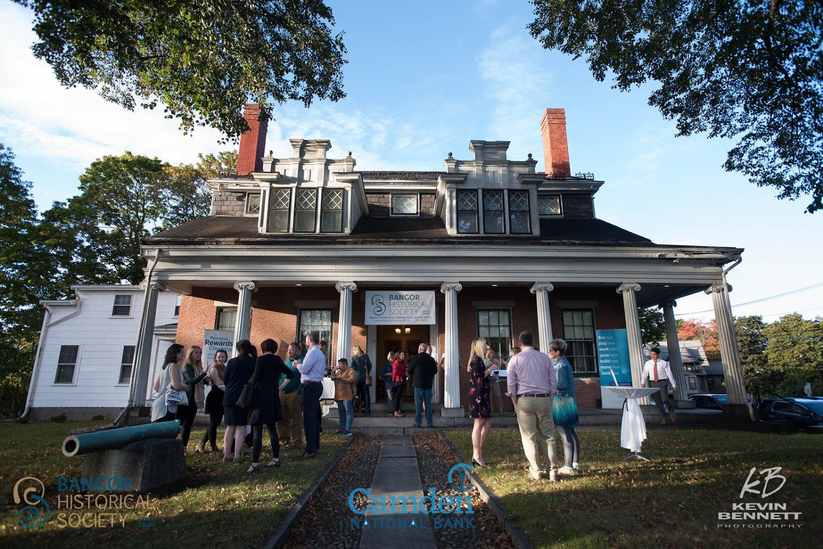 Take a Tour of Bangor, Maine with the Bangor Historical Society!