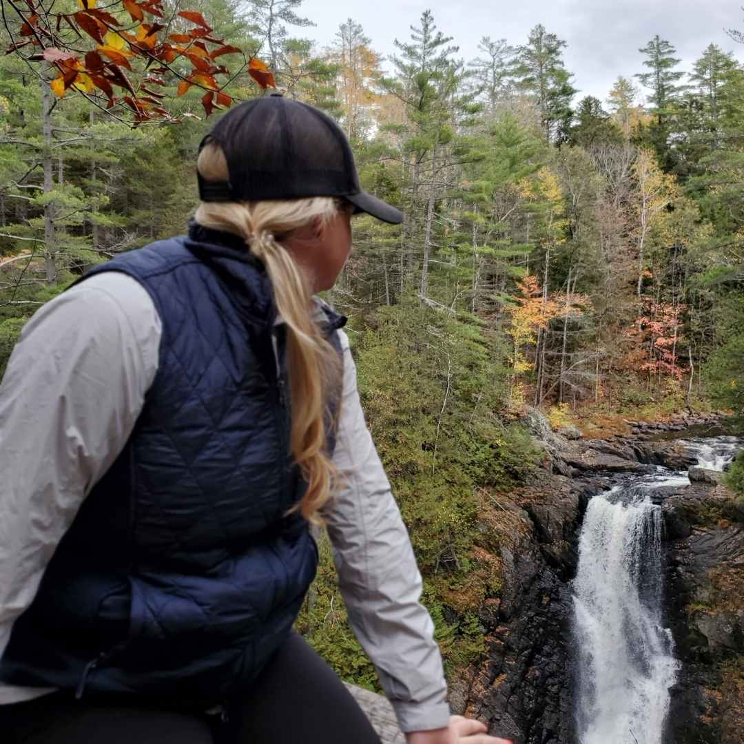 Beginner's Guide to Moxie Falls in Maine