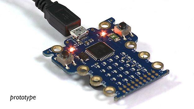 BBC Micro Bit computer