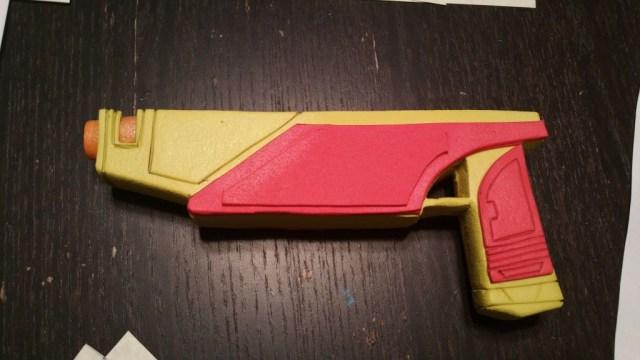 sabine wren cosplay blaster