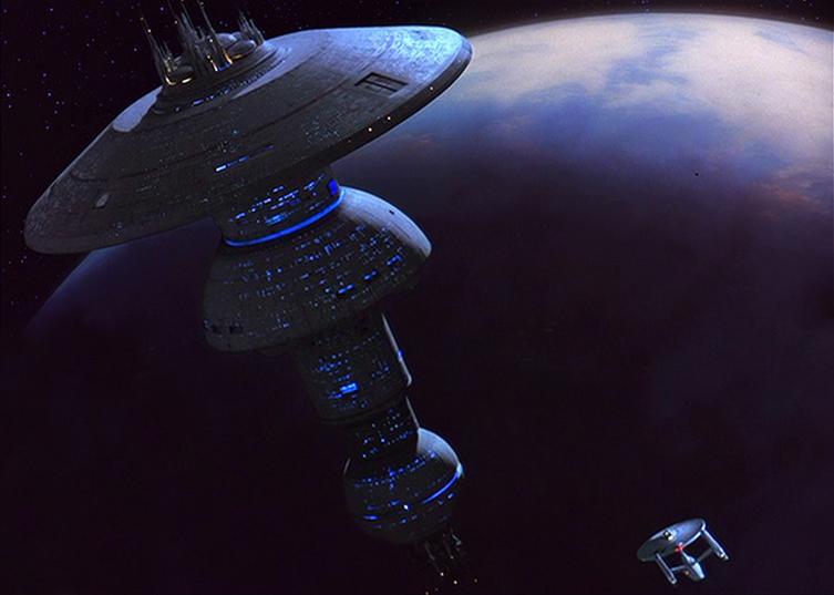 Earth spacedock memory alpha