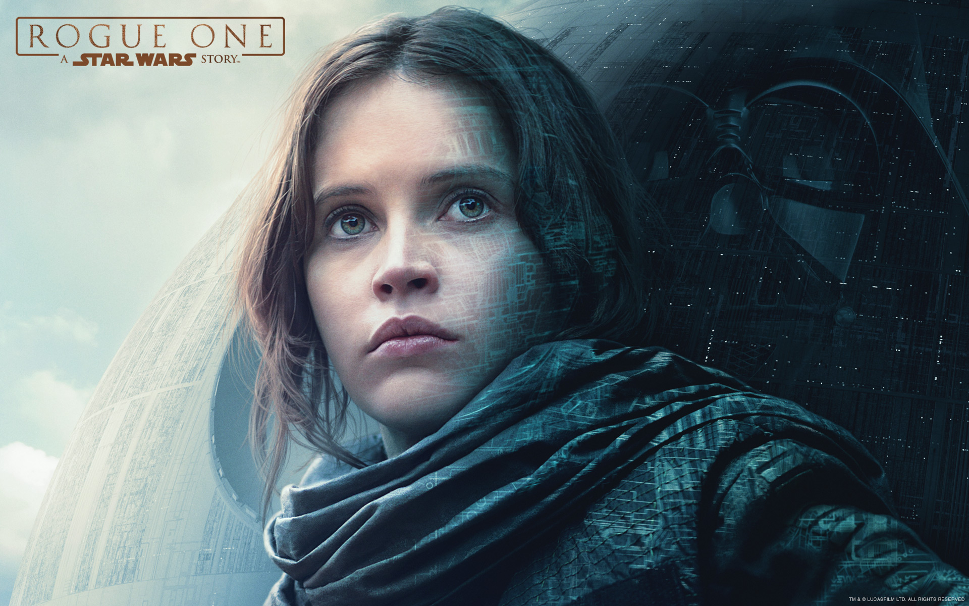 Rogue One - Jyn Erso