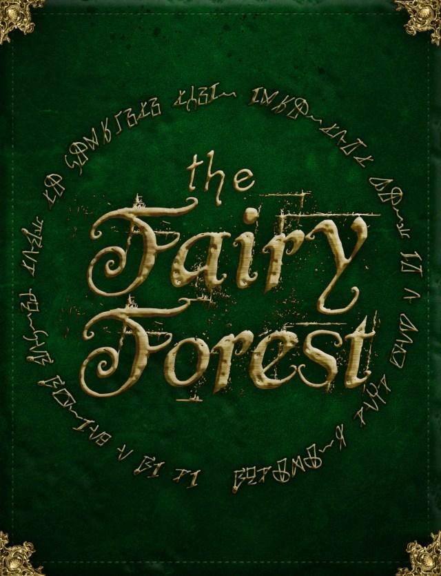NaNo 2019 - The Fairy Forest