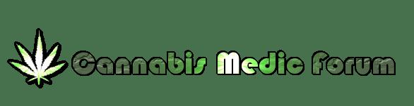 Bild: Cannabis Medic Forum Logo