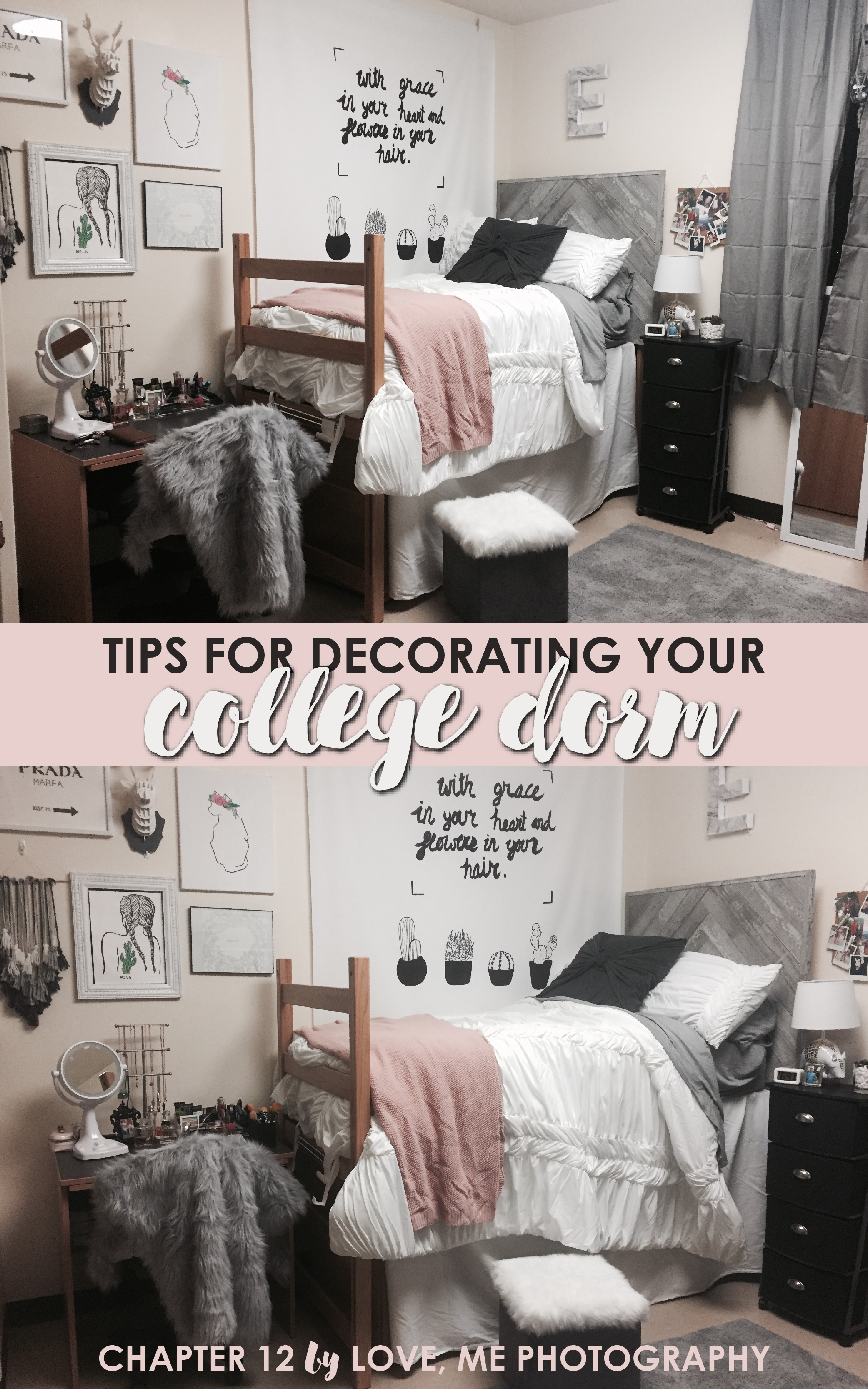 Apartment Decorating List