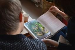 Ottolenghi's recipes bringing love migrants together