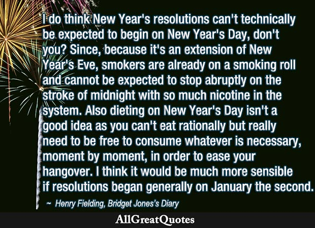 what does it mean to be healthy bridget jones new year resolution