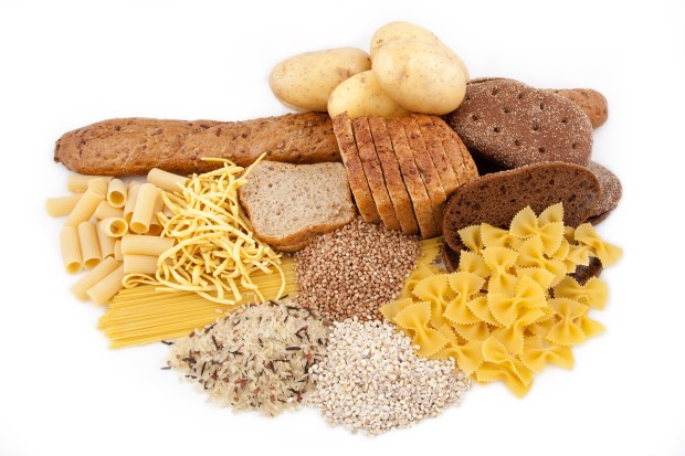 warming foods starchy carbs