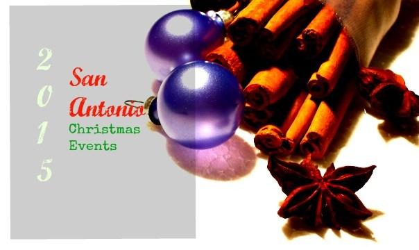 San Antonio Christmas Events 2015