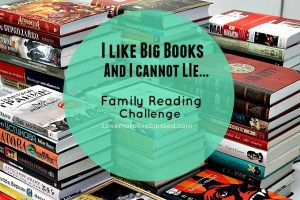 Family Friendly Book Challenge for 2016!