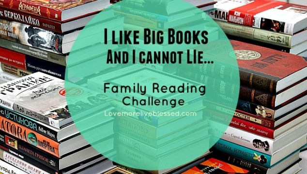 2016 Family Reading Challenge