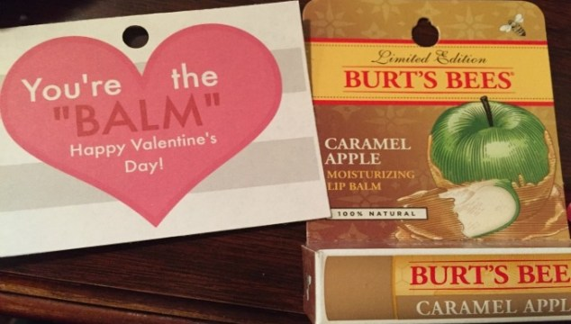 Frugal Valentine's Day Gift Idea