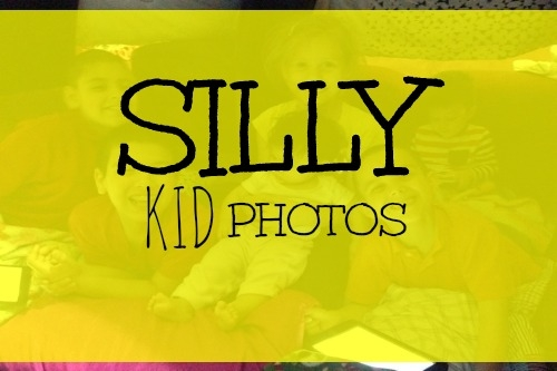 Silly Kid Photos
