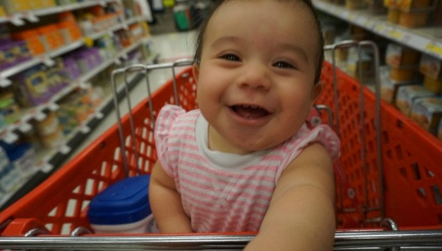 Happy Baby = Happy Mama
