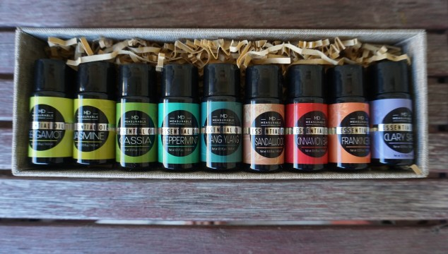 Fragrance Oils from Chrislie Review
