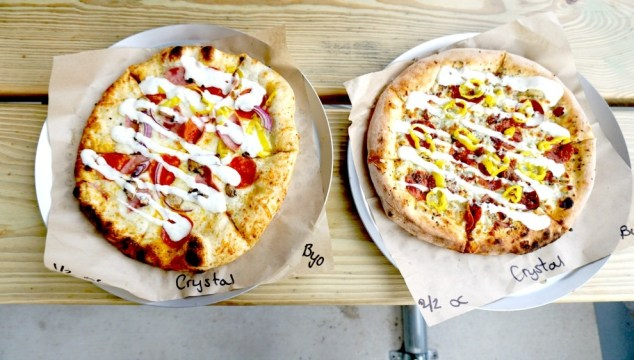 Urban Bricks Pizza Co. in Live Oak, Texas