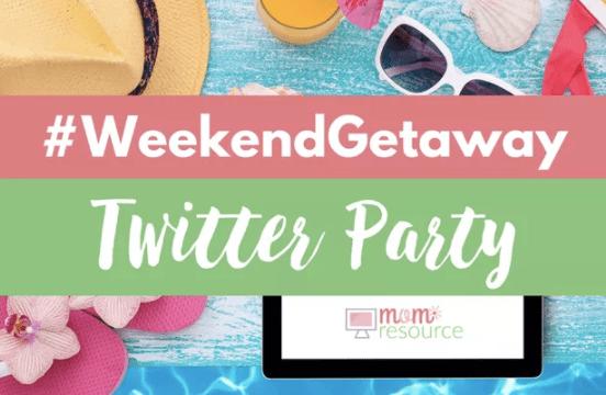 Weekend Getaway Twitter Pary