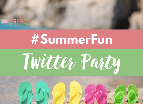 #SummerFun Twitter Party
