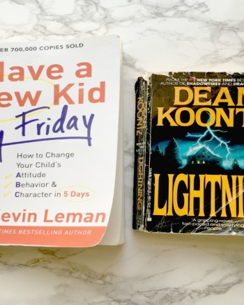 3 Books I read in may